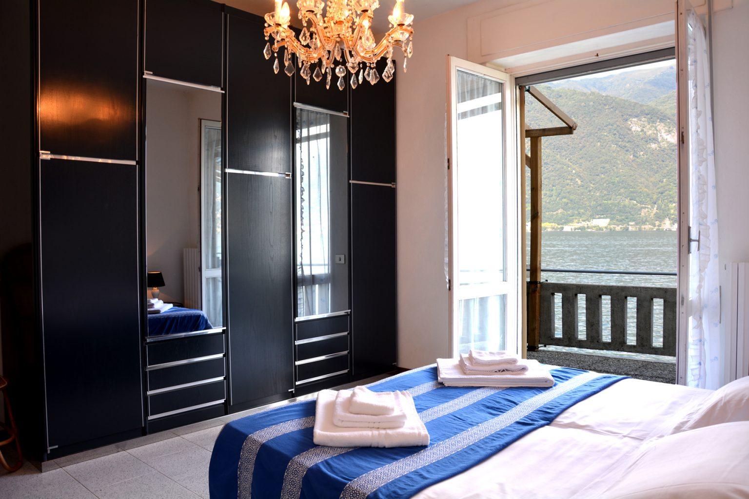 apartment bellagio aida double bedroom second