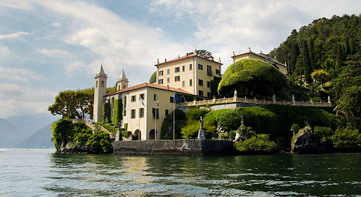 Bellagio Villas Villa Balbianello