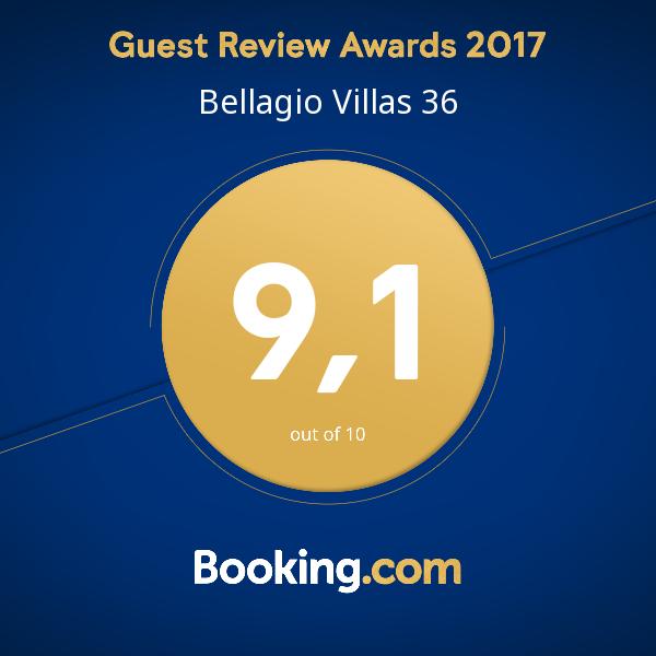 Bellagio Villas villa puccini reviews