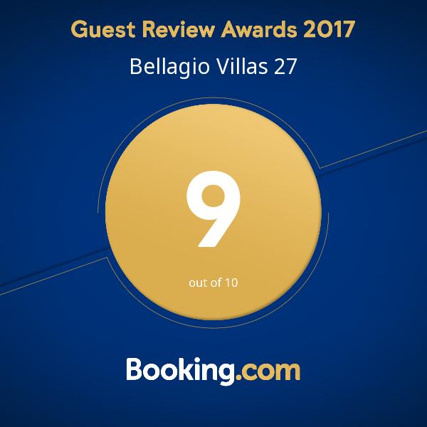 Bellagio Villas villa verdi reviews