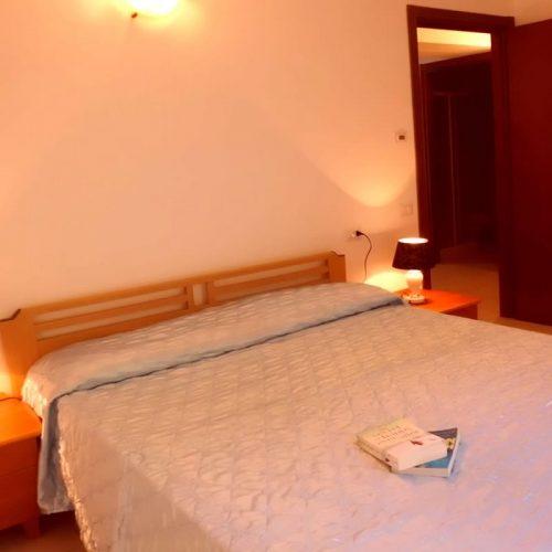 Lake Como beach rigoletto double bedroom first