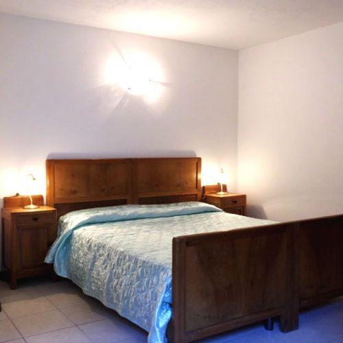 Lake Como beach rigoletto double bedroom second