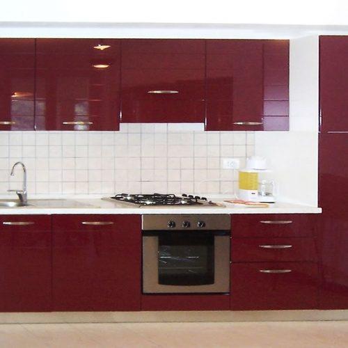 Lakeside Place Apartments nabucco kitchen