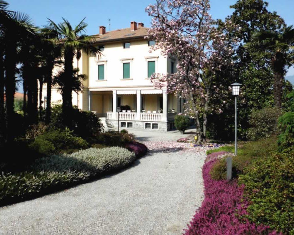Villa in Bellagio villa morosini