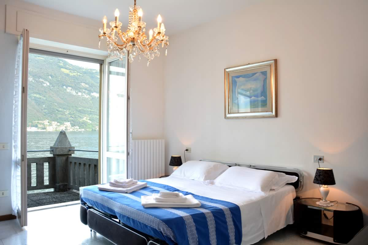 lake como apartments aida double bedroom first