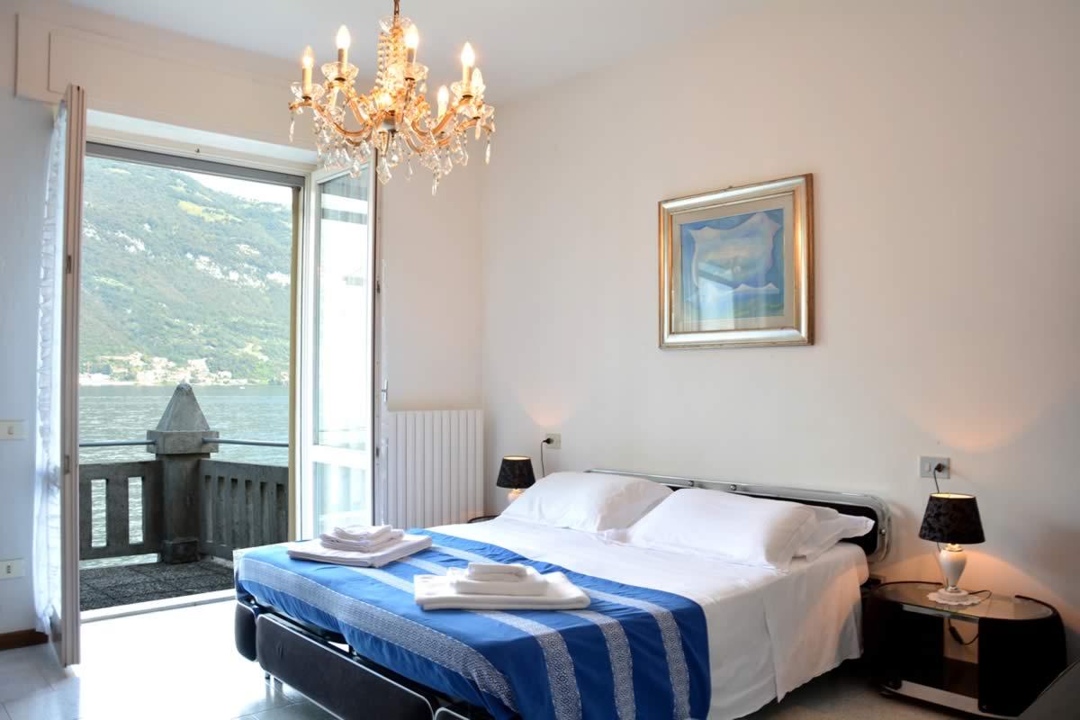 lake como apartments aida double bedroom first