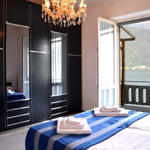 lake como apartments aida double bedroom second