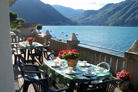 lake como apartments aida lake view