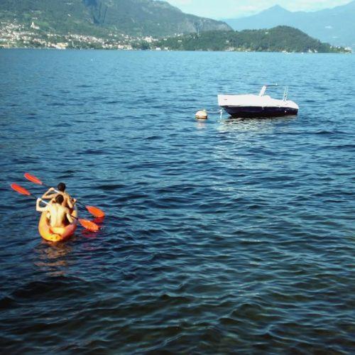 villa bellini lake kayaks grande abbronzata