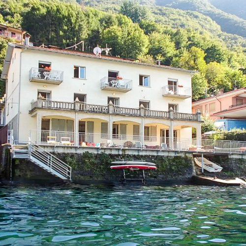 italian villa verdi on lake como